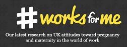 EHRC #worksforme campaign logo