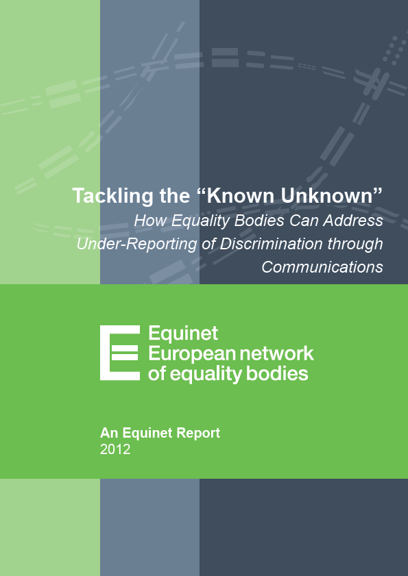 "Tackling the ""Known Unknown"" (2012)"
