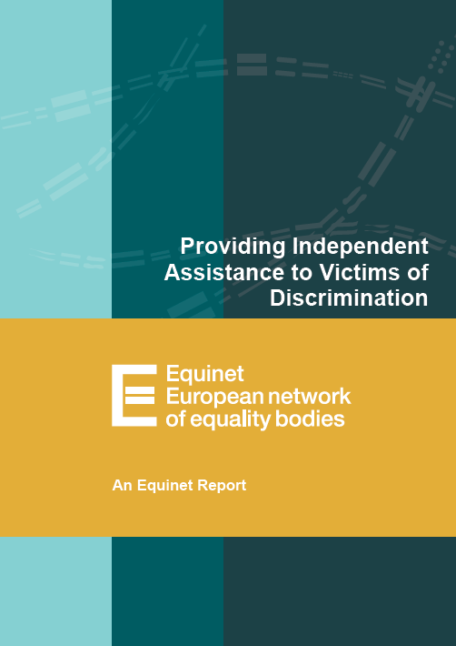 Providing Independent Assistance to Victims of Discrimination (2011)