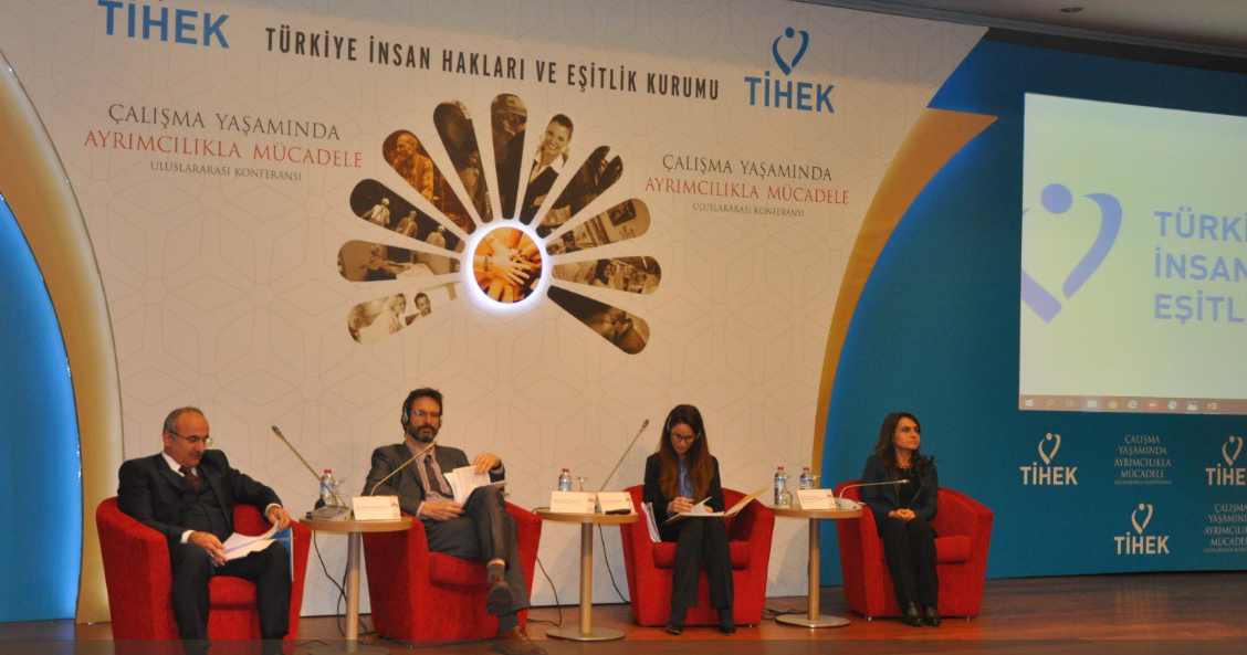 Patrick Charlier represents Equinet in Turkey